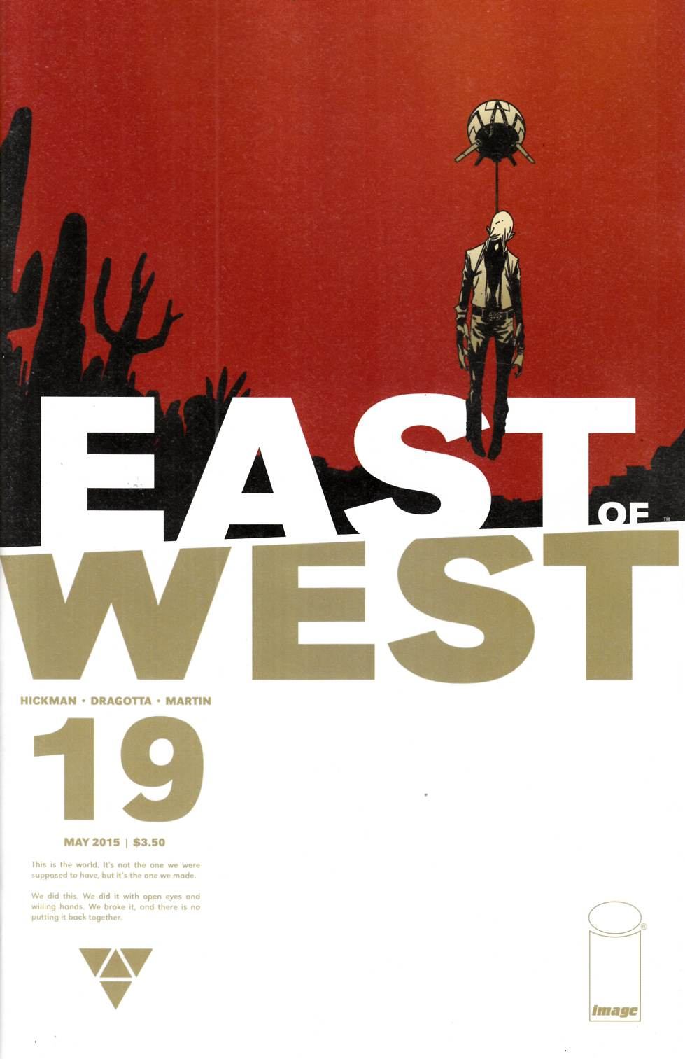 East of West #19 [Image Comic] THUMBNAIL