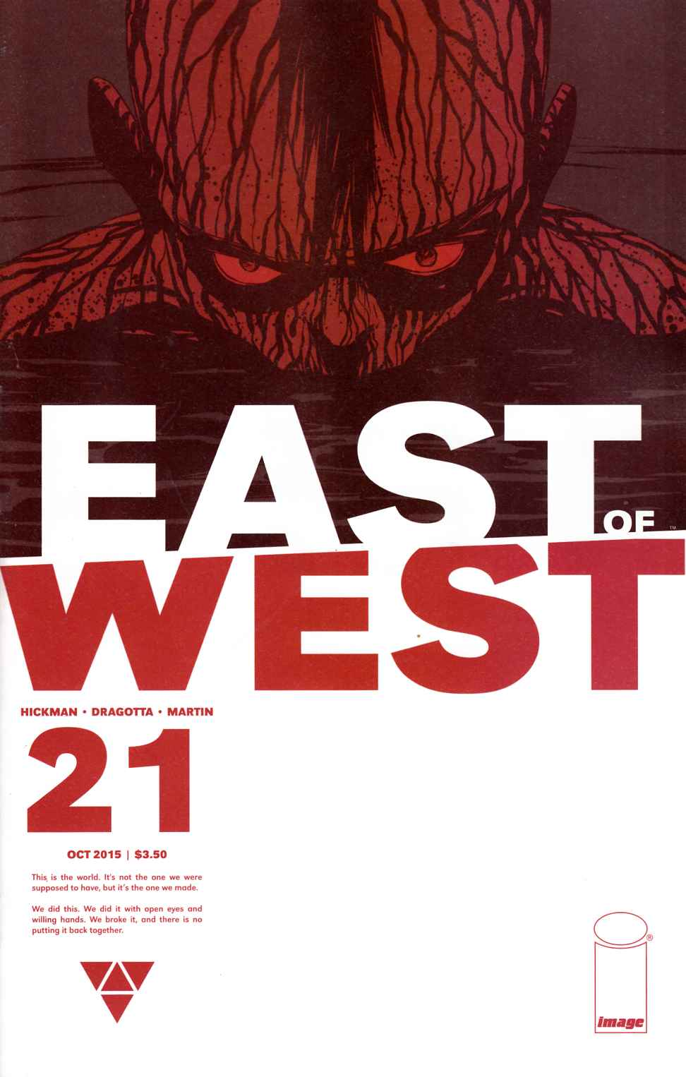 East of West #21 [Image Comic] THUMBNAIL