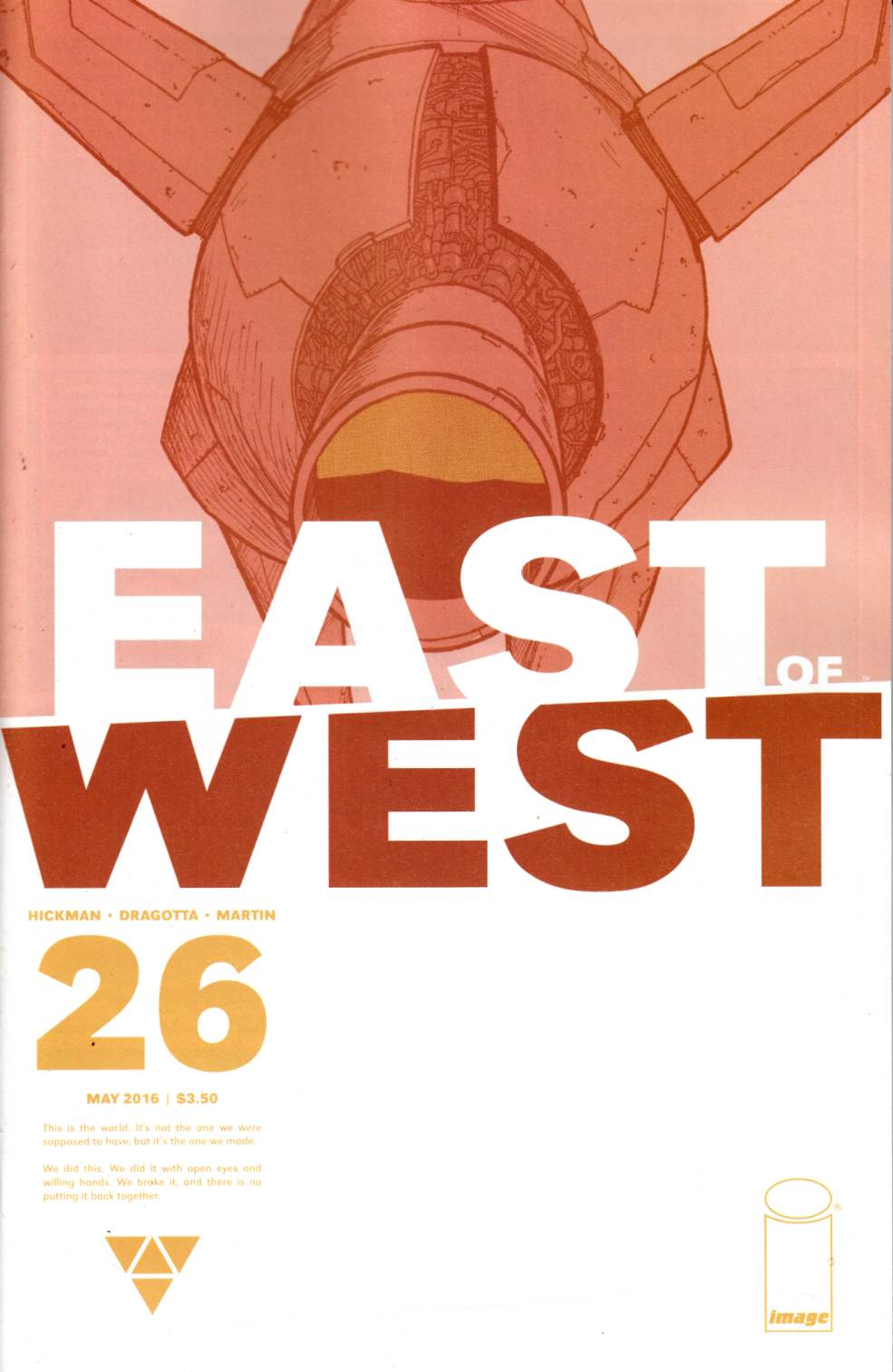 East of West #26 [Image Comic] THUMBNAIL