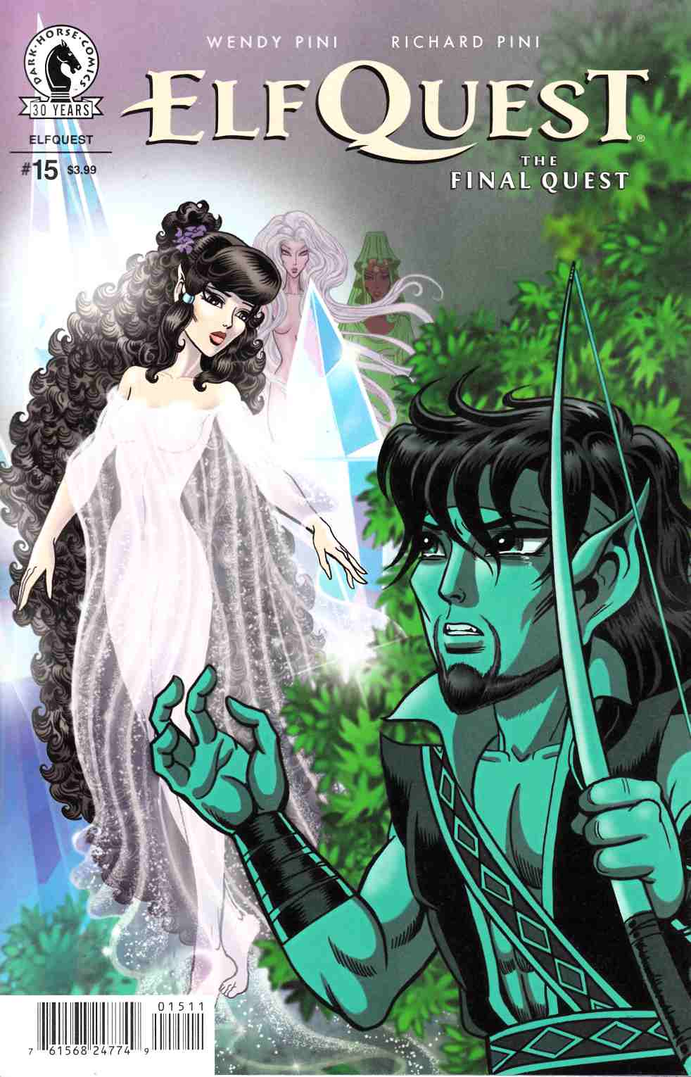 Elfquest Final Quest #15 [Dark Horse Comic]