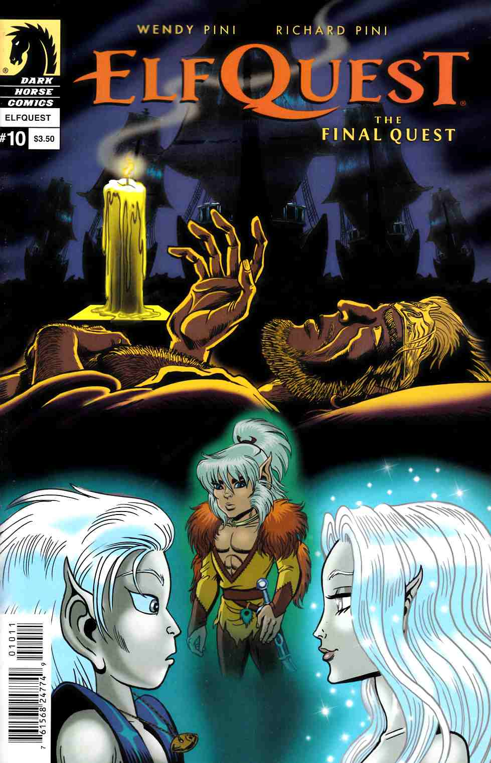 Elfquest Final Quest #10 [Dark Horse Comic]