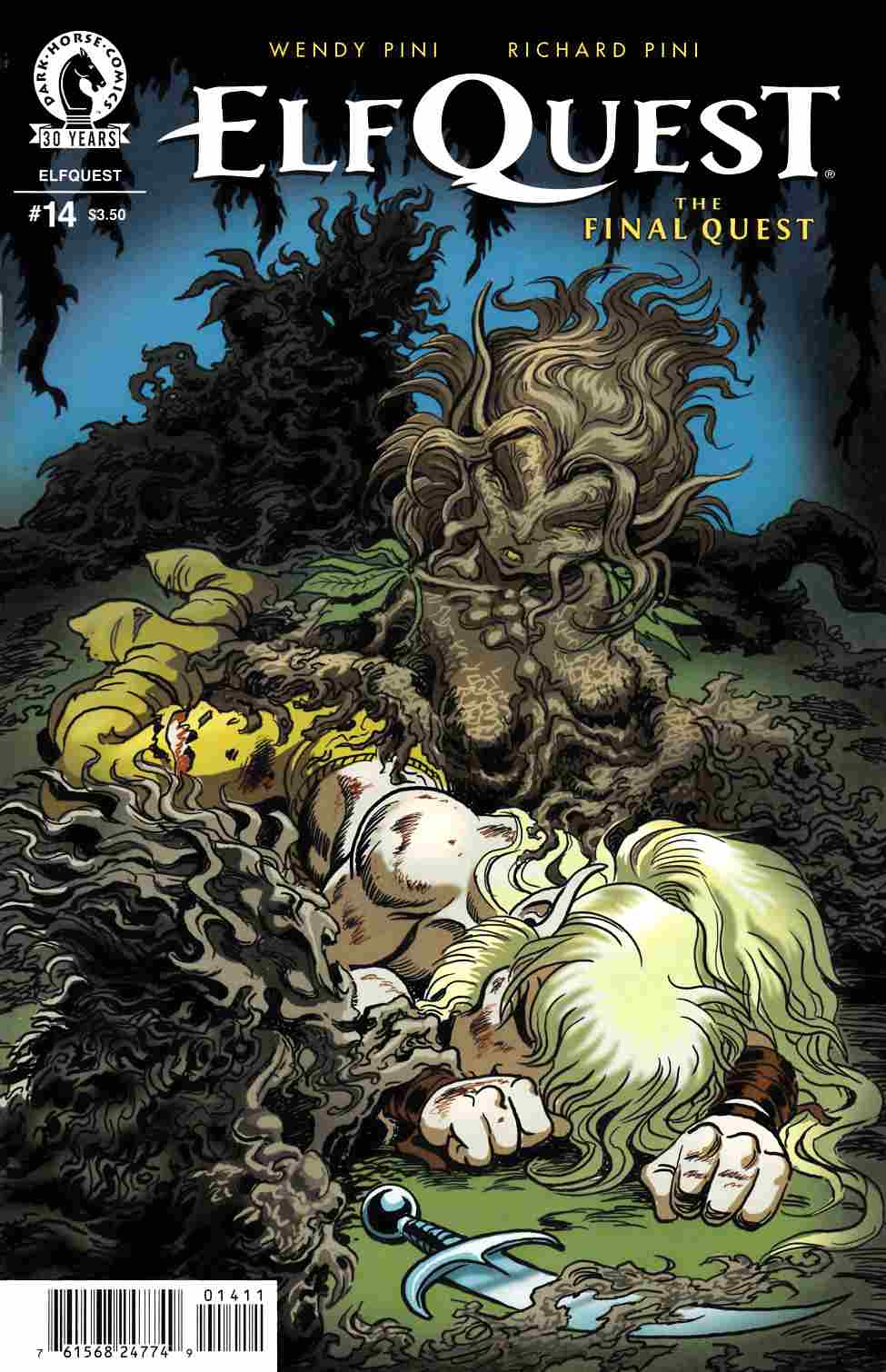 Elfquest Final Quest #14 [Dark Horse Comic] THUMBNAIL