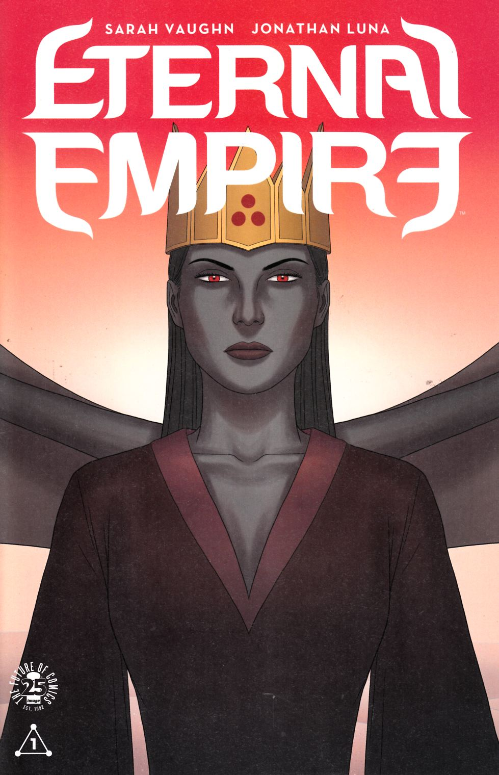 Eternal Empire #1 Image Blind Box Exclusive Cover [Image Comic] THUMBNAIL