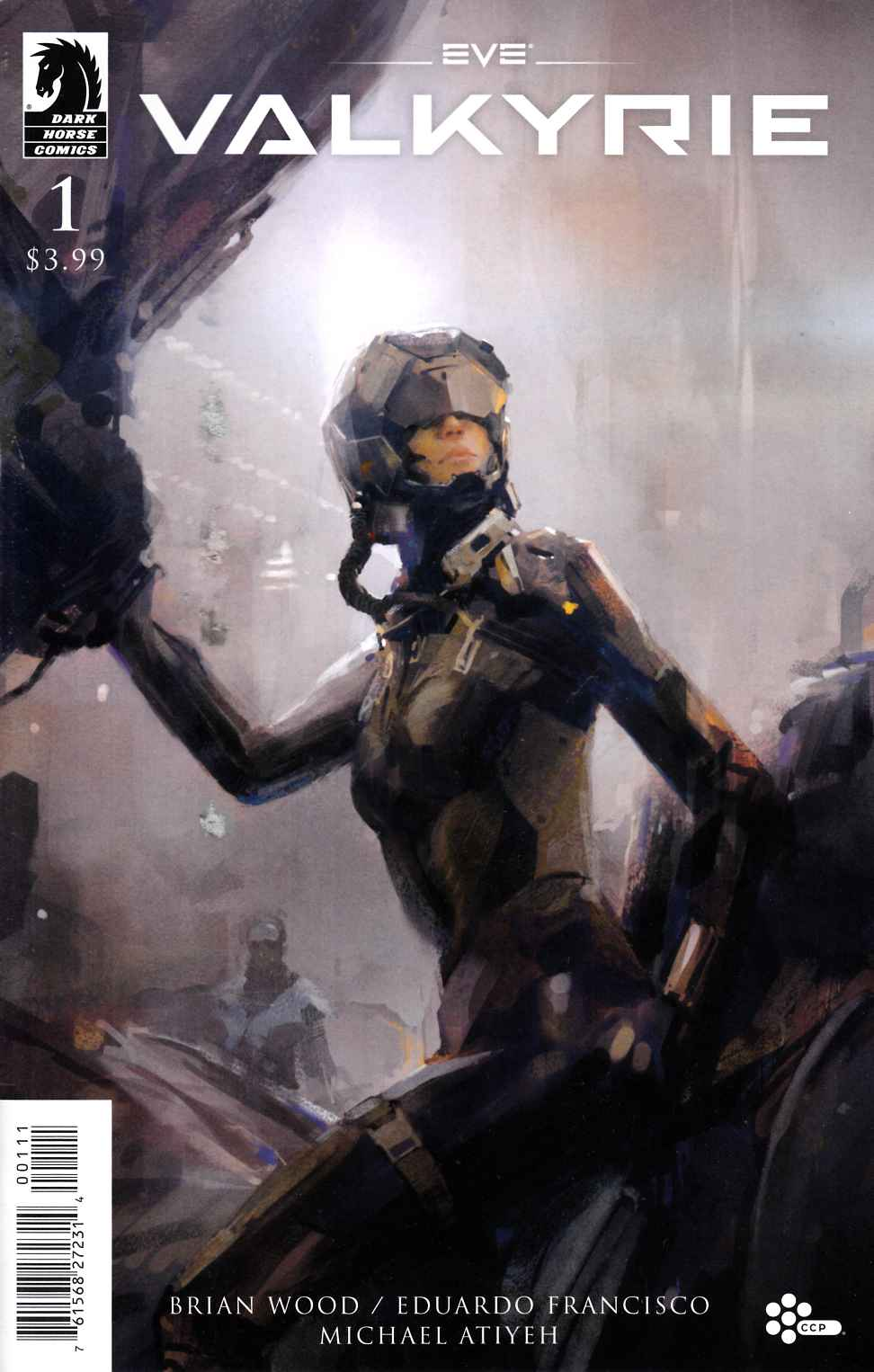 Eve Valkyrie #1 [Dark Horse Comic] LARGE