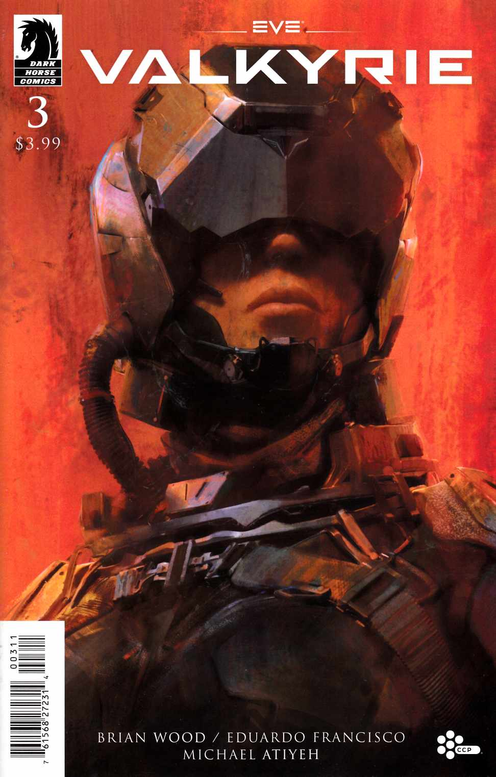 Eve Valkyrie #3 [Dark Horse Comic] THUMBNAIL