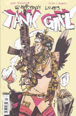 Everybody Loves Tank Girl #1 [Comic] LARGE