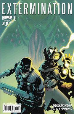 Extermination #1 Cover I- Second Printing [Comic] LARGE