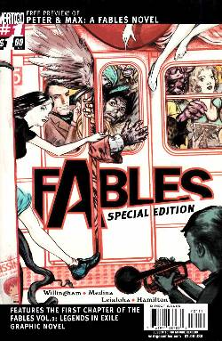 Fables #1 Special Edition [Comic]_LARGE