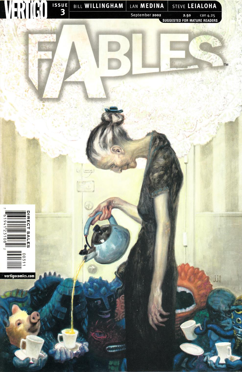 Fables #3 [DC Comic] LARGE