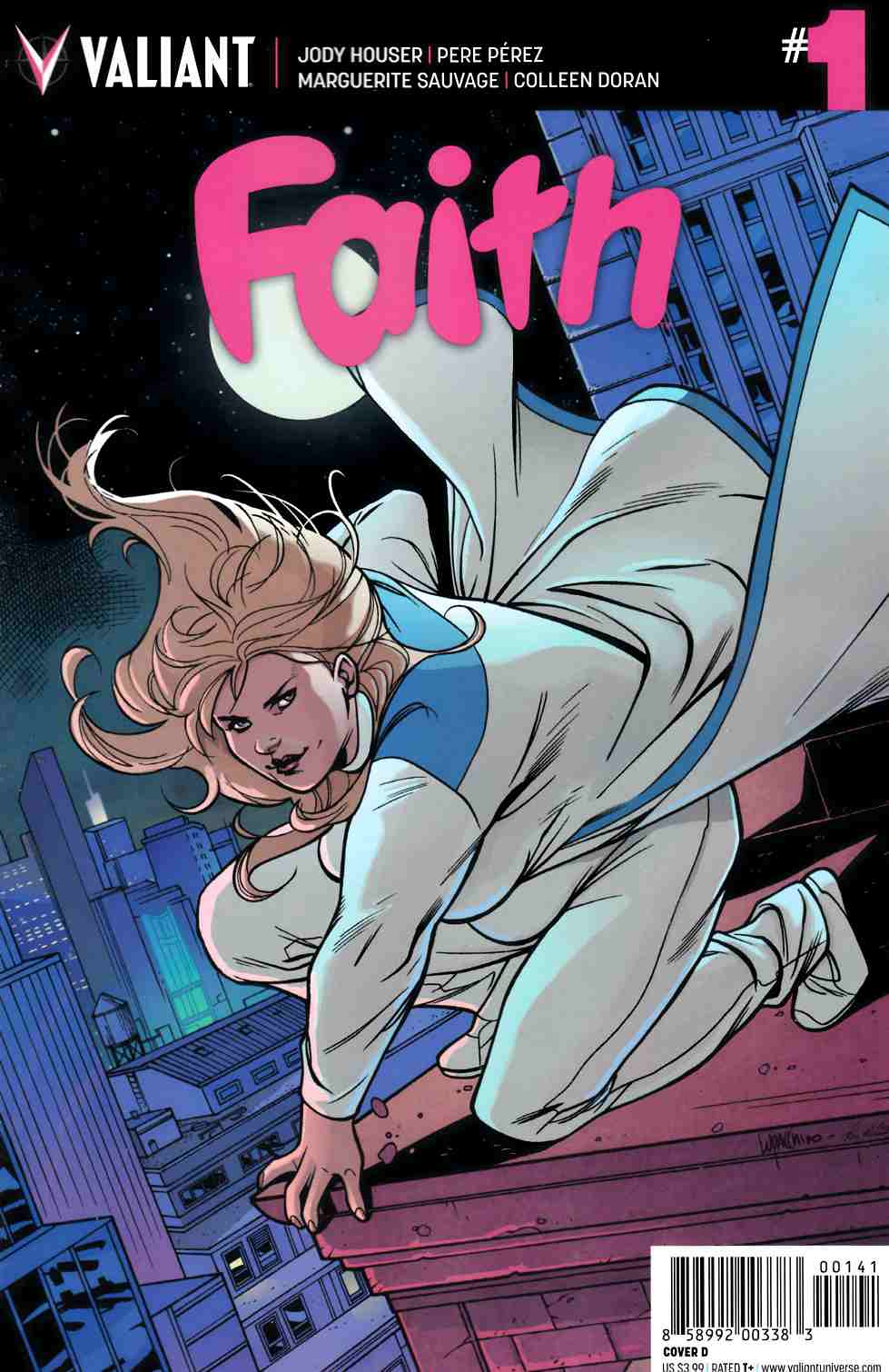 Faith (Ongoing) #1 Cover D [Valiant Comic] THUMBNAIL