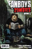 Fanboys vs Zombies #3 Cover A- Ramos [Comic]