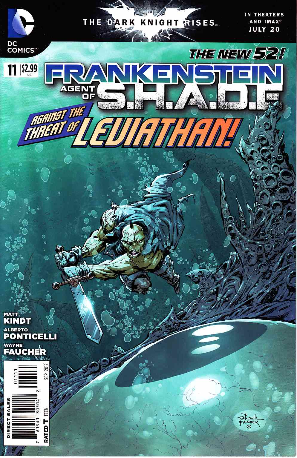 Frankenstein Agent Of Shade #11 [DC Comic]_THUMBNAIL