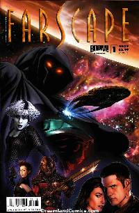 Farscape #1 (Cover A) LARGE