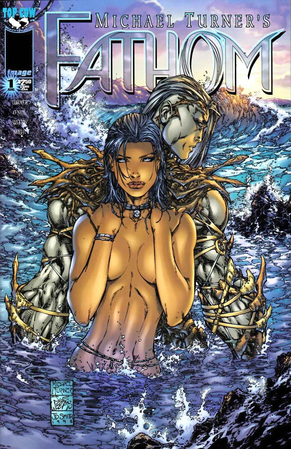 Fathom #1 Cover C Near Mint (9.4) [Image Comic] THUMBNAIL