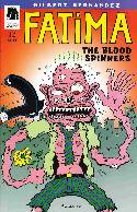 Fatima The Blood Spinners #1 Bagge Cover [Comic]
