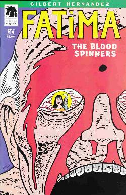 Fatima The Blood Spinners #2 [Comic] LARGE
