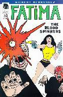Fatima The Blood Spinners #3 [Comic] THUMBNAIL