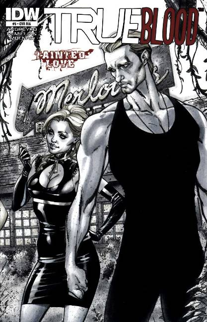 True Blood Tainted Love #3 Cover RIA Near Mint (9.4) [IDW Comic] THUMBNAIL