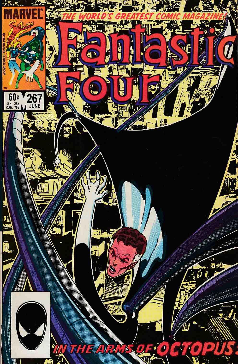 Fantastic Four #267 Very Fine (8.0) [Marvel Comic] LARGE