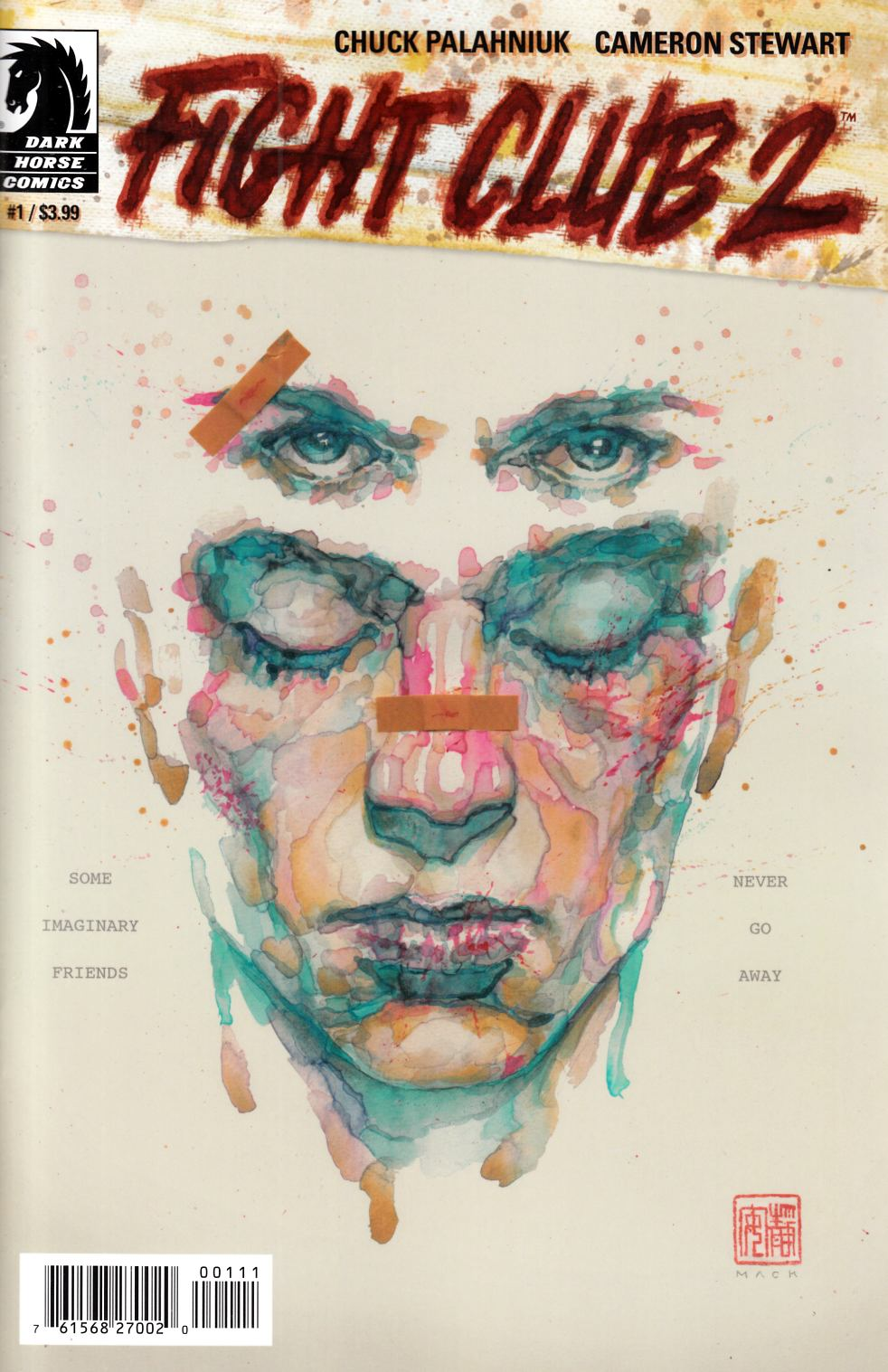 Fight Club 2 #1 [Dark Horse Comic]_THUMBNAIL
