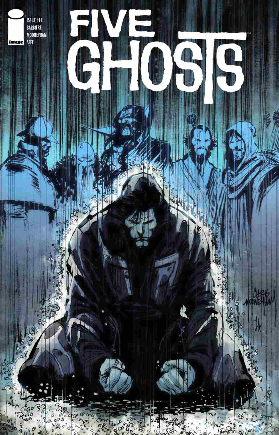 Five Ghosts #17 [Image Comic] THUMBNAIL