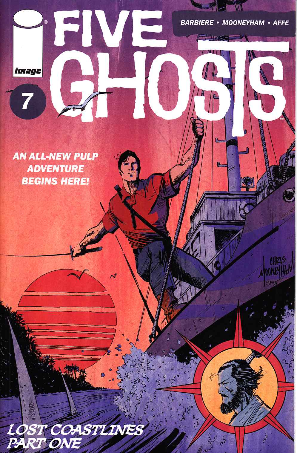 Five Ghosts #7 [Image Comic] THUMBNAIL