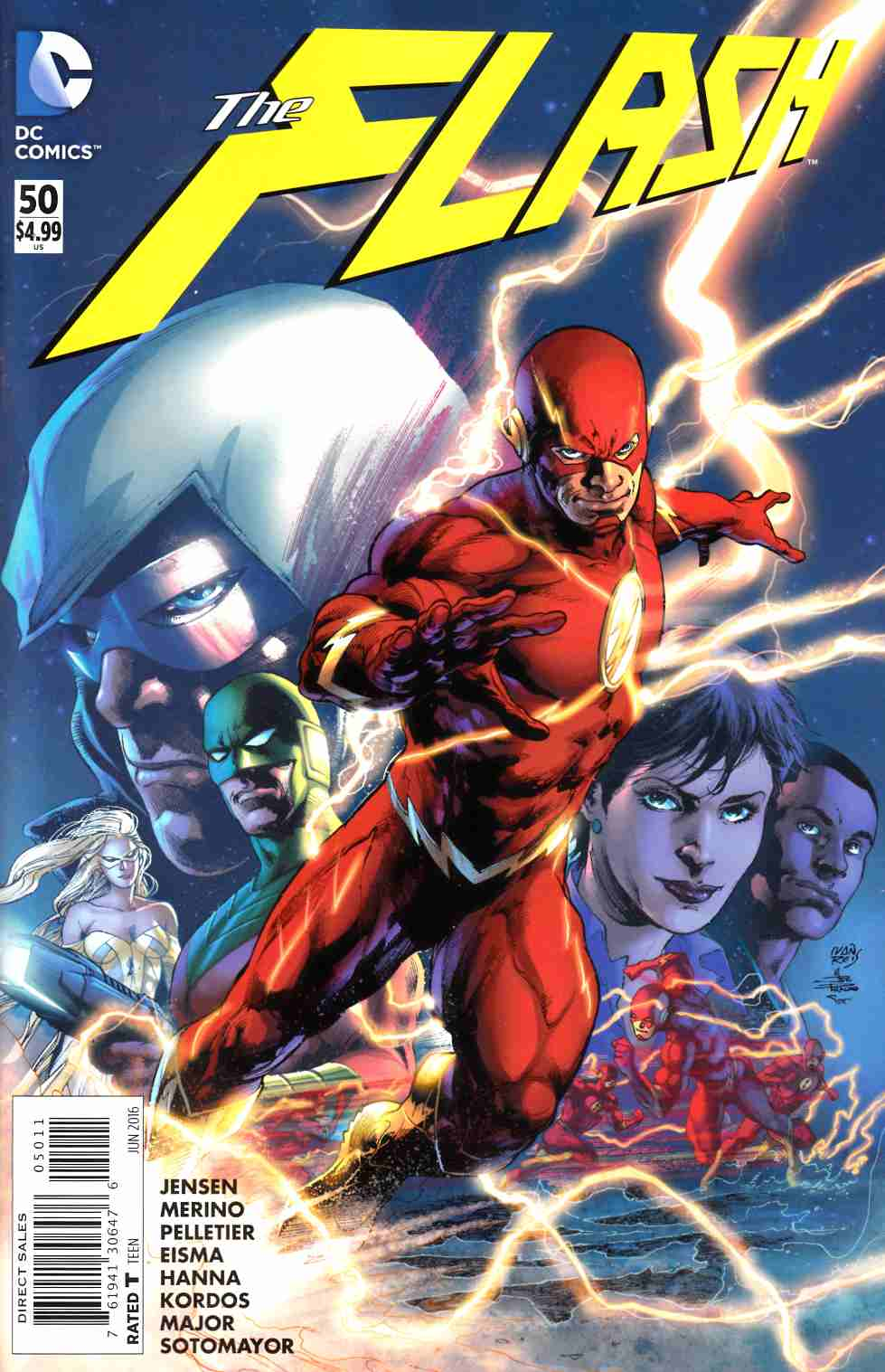 Flash #50 [DC Comic] THUMBNAIL