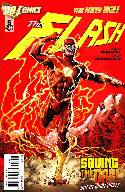 Flash #5 Gary Frank Variant Cover [Comic] THUMBNAIL
