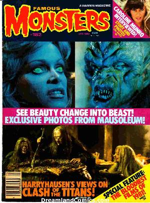 Famous monsters of filmland #182