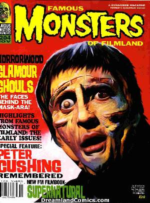 Famous monsters of filmland #204 LARGE