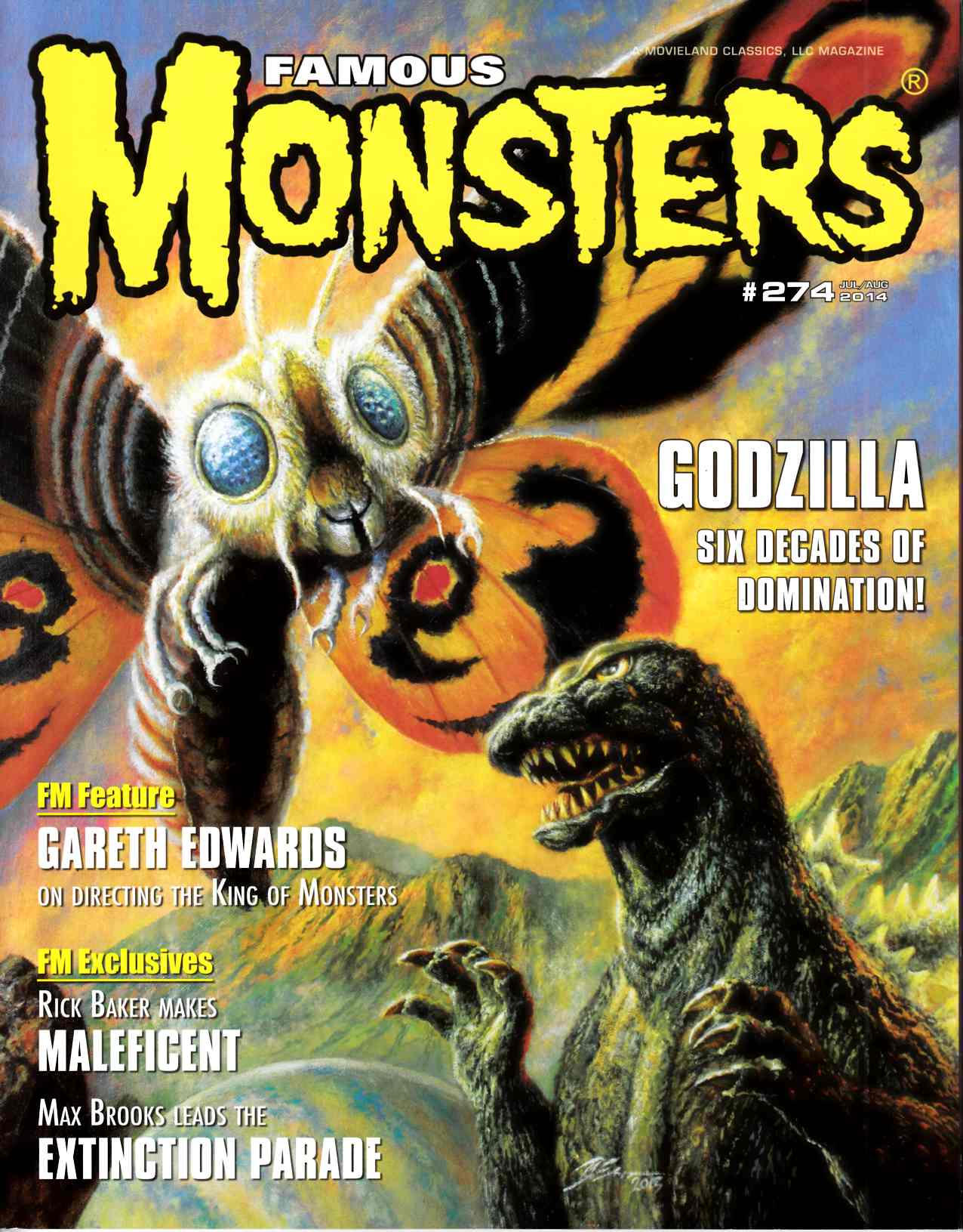 Famous Monsters of Filmland #274 Near Mint (9.4) [Warren Magazine] LARGE