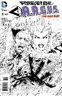 Forever Evil Argus #5 B&W Incentive Cover [Comic] THUMBNAIL