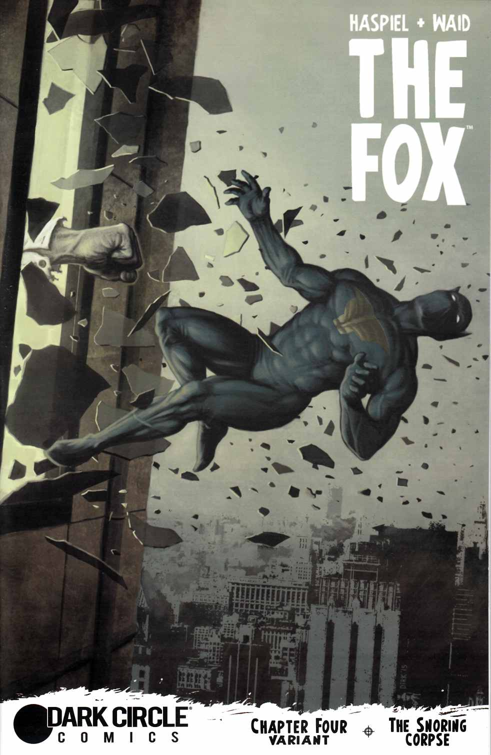 Fox #4 Shaw Cover [Archie Comic] THUMBNAIL