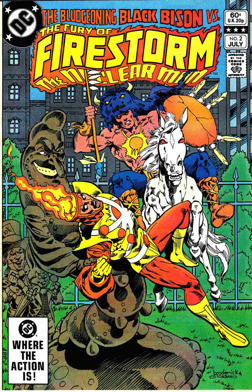 Firestorm #2 Very Fine Minus (7.5) [DC Comic]_THUMBNAIL