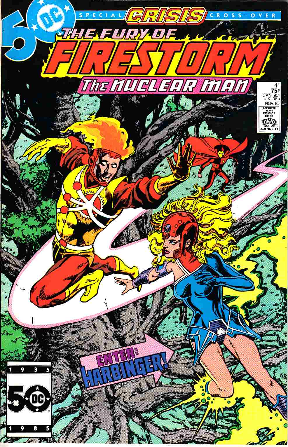 Firestorm #41 Near Mint (9.4) [DC Comic]_THUMBNAIL