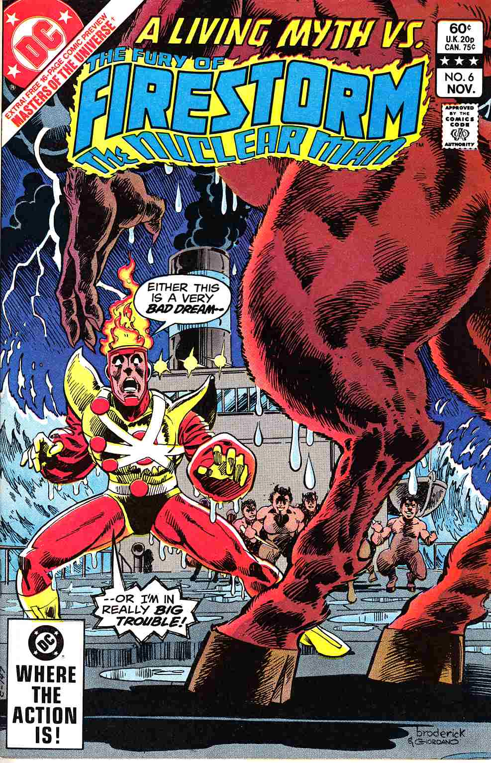 Firestorm #6 Very Fine Minus (7.5) [DC Comic]_THUMBNAIL