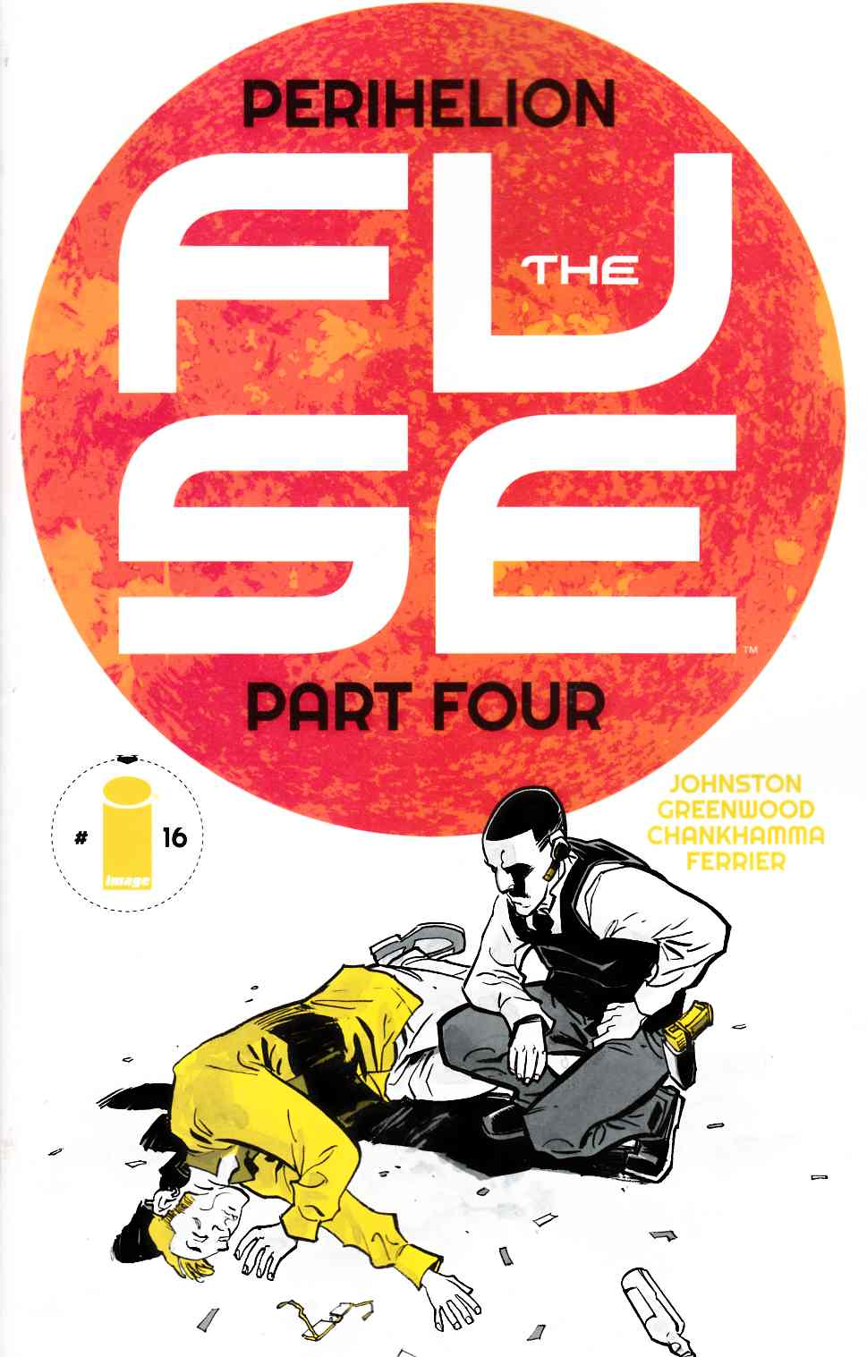 Fuse #16 [Image Comic] LARGE