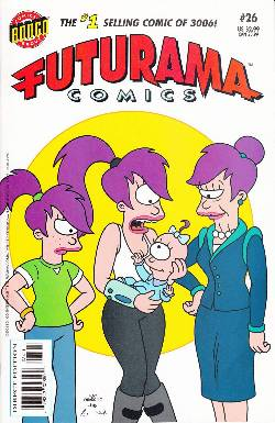 Futurama Comics #26 LARGE
