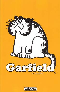 Garfield #1 Garfield First Appearance Incentive Variant Cover [Comic] LARGE