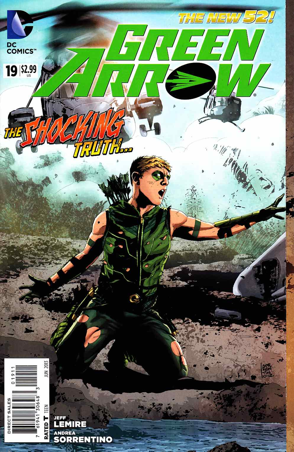Green Arrow #19 [DC Comic]