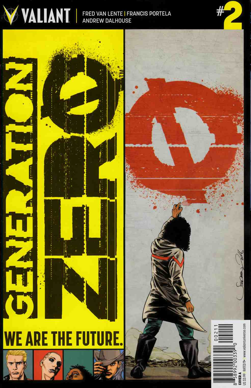 Generation Zero #2 Cover A [Valiant Comic]_THUMBNAIL