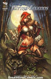 Grimm fairy tales myths  legends #1 (cover c) LARGE