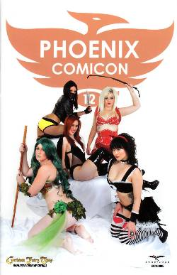 GFT Oversized Cosplay Special (One Shot) Cover C- Phoenix Comic Con Photo [Comic]
