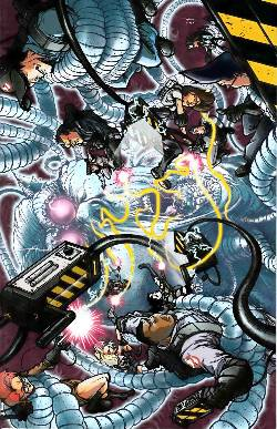 Ghostbusters #13 Cover RI [Comic] LARGE