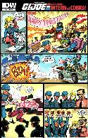 GI Joe #11 Cover RI [Comic] THUMBNAIL