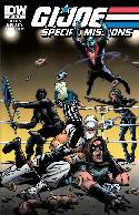 GI Joe Special Missions #12 Cover RI [Comic] THUMBNAIL