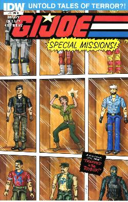GI Joe Special Missions #3 Cover RI [Comic] LARGE