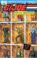 GI Joe Special Missions #3 Cover RI [Comic] THUMBNAIL
