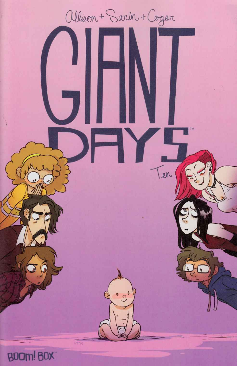 Giant Days #10 [Boom Comic]