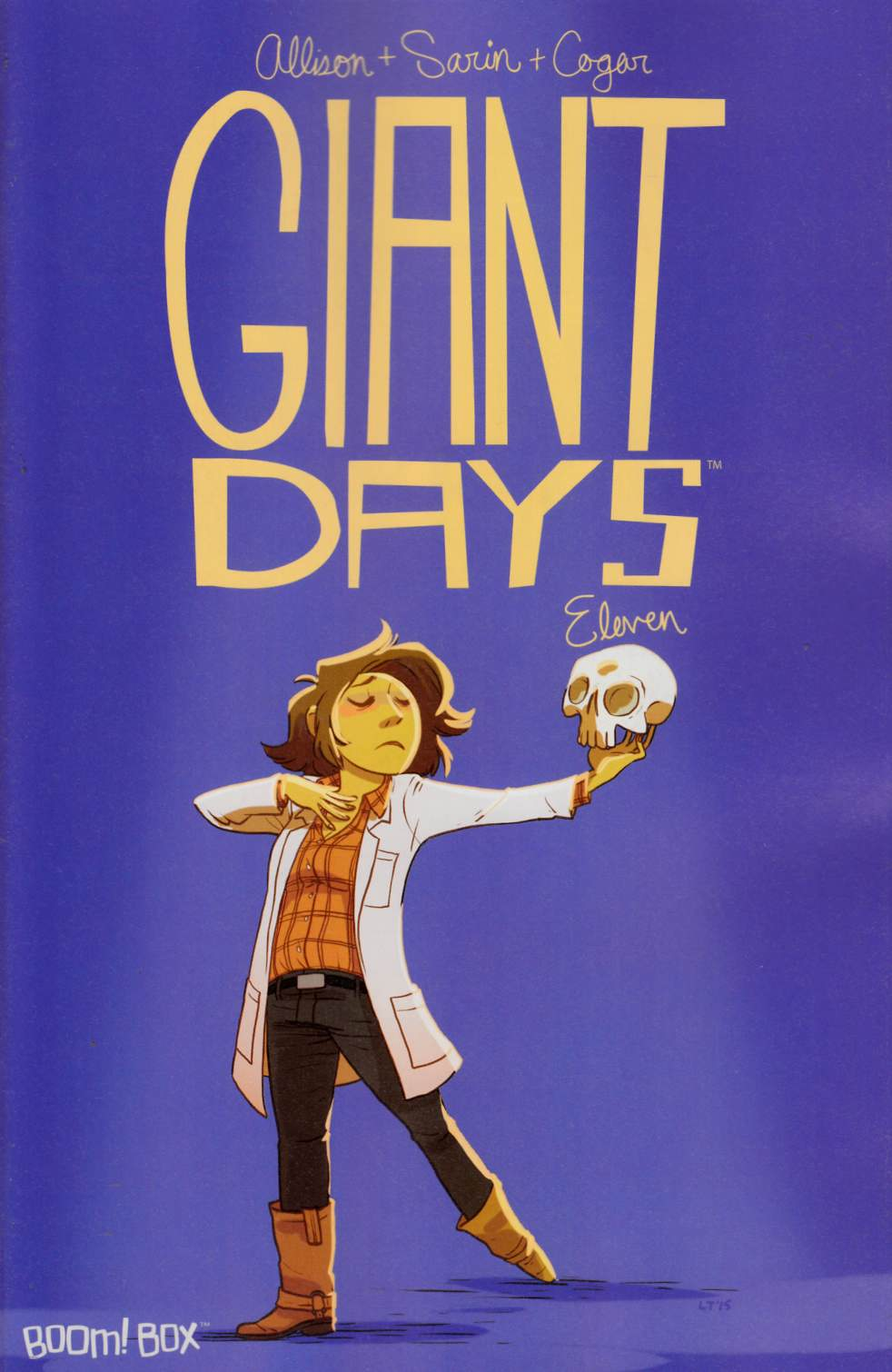 Giant Days #11 [Boom Comic]